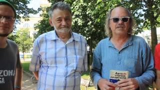 unkrainian meets Ondřej Hejma and Štefan Rybár - Czech