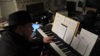 Pusha T Jay-Z Drug Dealers Anonymous Piano Cover