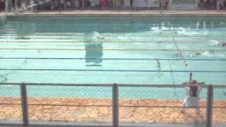 Rafael da Silva Batista Pereira - Medalha de Ouro - 50 livre - Piscina 50 metrtos