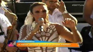 Metralhadora (Trá Trá Trá) Ivete Sangalo ft. Vingadora | Hit do Carnaval 2016