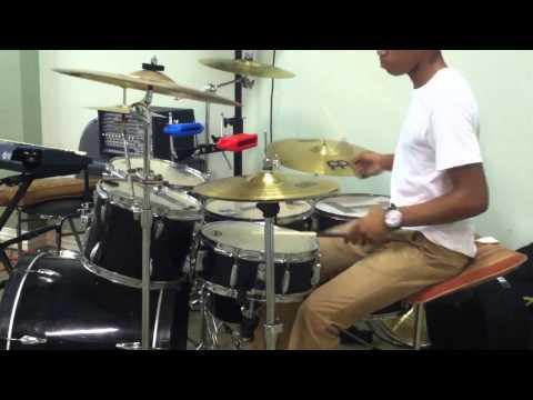 tye-tribbett-greater-than-drum-cover-rob-mason