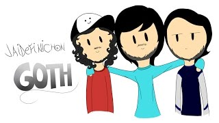 Recopilacion De 50 Animaciones Del Goth (Sin Editar) ¬_¬