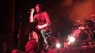 Motionless In White - Unstoppable Indianapolis 4/14/17