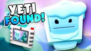 FINDING THE RARE YETI BOT! -  in Vacation Simulator VR
