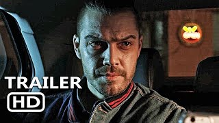 FOX HUNT DRIVE Official Trailer (2020)