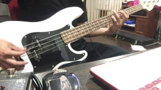 My Chemical Romance - Teenagers (Bass Cover)