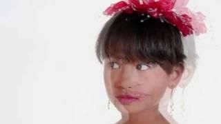 MARIE CLAIRE DE GUZMAN - JUNIOR MODEL 9YRSOLD