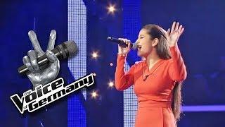 Ariana Grande - Dangerous Woman | Melisa Toprakci | The Voice of Germany | Sing-Offs