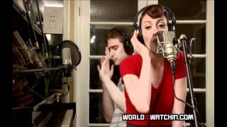 6 Foot 7 Foot - Lil Wayne ft. Cory Gunz (Cover by Karmin)