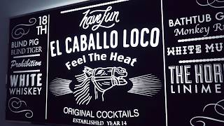 El Caballo Loco Bar -Valencia