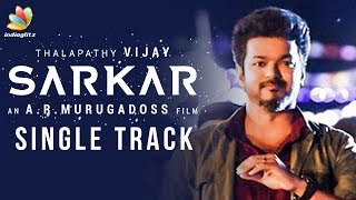 BREAKING : Sarkar First Single Release | Vijay's Thalapathy 62 | A.R.Murugadoss