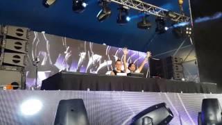 Hiio-La fiesta @creamfields ba 2014