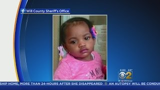 Missing Toddler Semaj Crosby Found Dead In Joliet Township