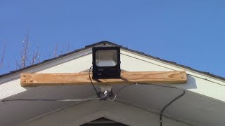Homemade Led Dusk to Dawn System