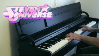Steven Universe - We Are The Crystal Gems [Piano Cover]
