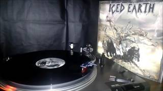 "Iced Earth ""Burning Times"" from Something Wicked This Way Comes 2016 Vinyl Edition"