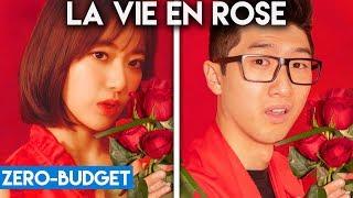 K-POP WITH ZERO BUDGET! (IZ*ONE - La Vie en Rose)