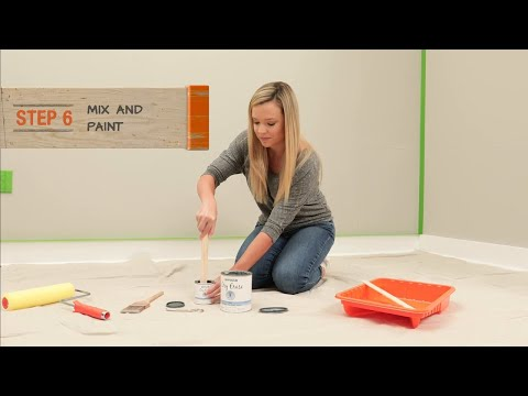 How to Make a Dry Erase Wall