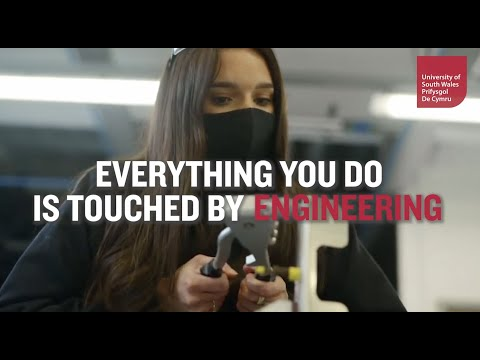 Engineering | University of South Wales