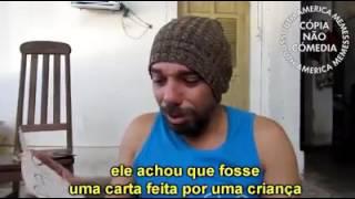 BLUEZÃO EMOCIONADO COM O PRESENTE DADO PELOS FÃS !!!