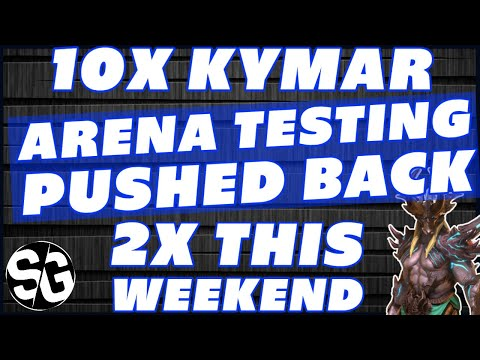 THIS WEEKENDS EVENT 10X KYMAR AND.... 2X? FUSION MONDAY? | RAID SHADOW LEGENDS