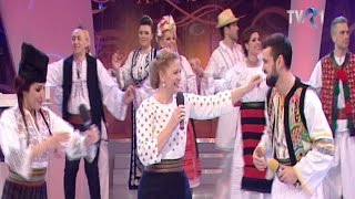 Matilda Pascal Cojocăriţa, Nico şi Vlad Miriţă - Hora românească (@O dată-n viaţă)