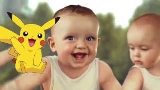 Baby dance pokemon, picachu width=