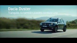 Anuncio Dacia Duster 2016