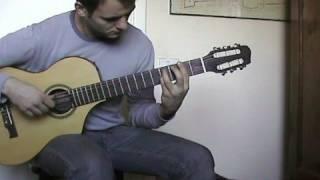 Love Affair, Ennio Morricone - Guitar Cover