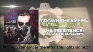 Satellites act (lll) lyrics