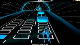 Nope avi The Song Audiosurf