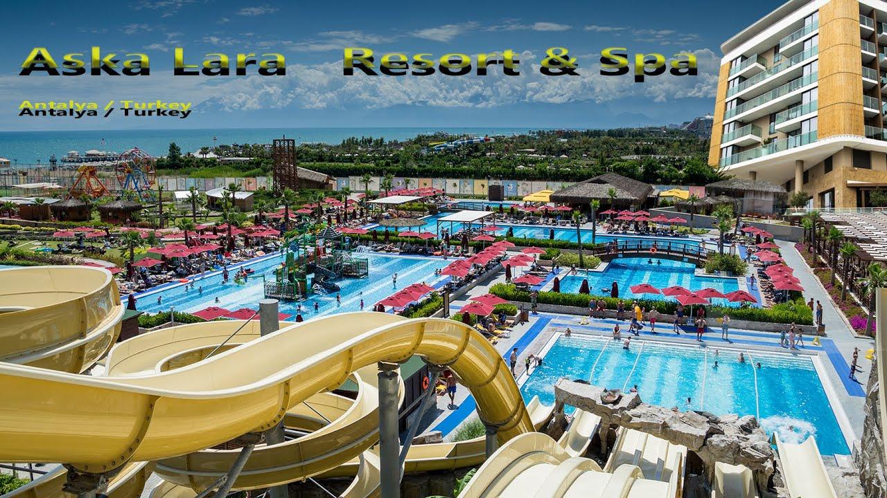 Hotel Aska Lara Resort & Spa Lara Turcia (3 / 29)