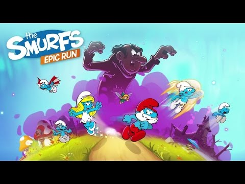 Smurfs Epic Run Review (Prezentare joc pe Lenovo Yoga Book/ Joc Android)