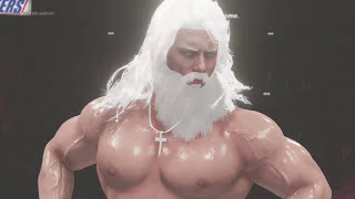 WWE 2k18 God VS Satan (The Irresistible Force Meets The Immovable Object) width=