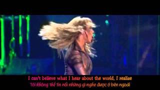 [BritneyVNST Vietsub] Overprotected - Britney Spears [ Las Vegas 2002 ]