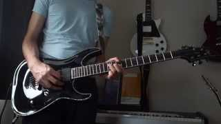 Muse - Micro Cuts - Guitar Cover