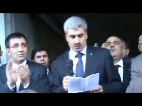 AKaPe'nin Kağıttan Bingöl Milletvekili Adayları