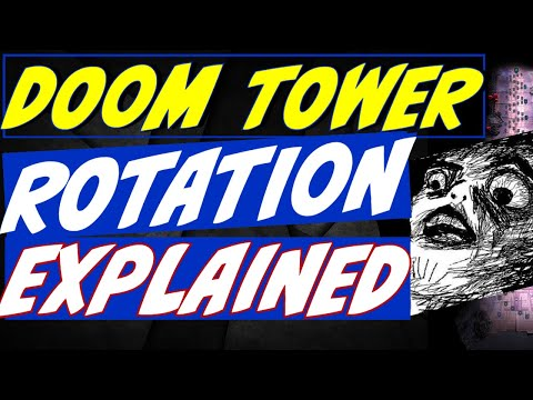 Doom Tower rotation explained! You haven't heard this before. Raid Shadow Legends