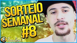 Sorteio Semanal #8 - Os Vencedores | Freedom Brasil
