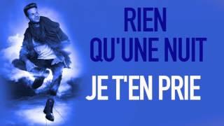 keen'v - rien qu'une fois (officiel video lyrics)