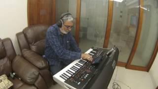 Tujhse Naraz Nahi Zindagi Revised Instrumental on Korg PA4X
