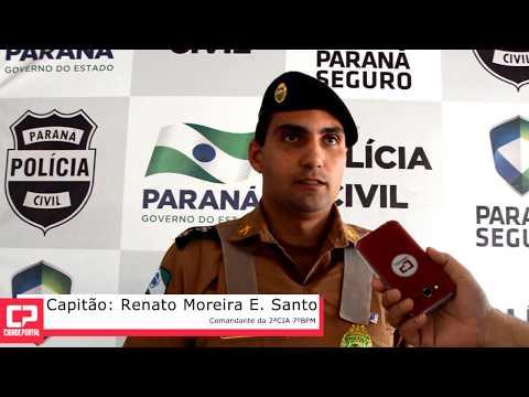 Capitão Renato falou sobre a operação deflagrada em Goioerê - Cidade Portal