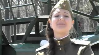 Виктория Шмакова   Катюша Victoria Shmakova   Katyusha Russian song