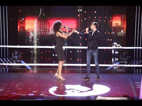 Barbara Isasi & Mihai Olteanu – Like I'm Gonna Lose You | Confruntari | Vocea Romaniei 2016