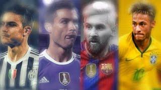 Ronaldo-Dybala -Messi-Neymar Jr [Rap] | Desde Tu Adios | Welcome To Rusia 2018 | 2018 HD