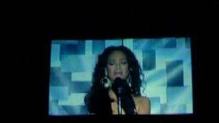 Rihanna unfaithful LIVE glasgow