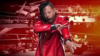 """WWE Shinsuke Nakamura Theme Song """"Shadows of a Setting Sun"""" 2018"""