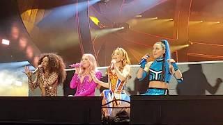 Spice Girls - Something Kinda Funny (Live In Dublin - SpiceWorld Tour 2019 - 4K)