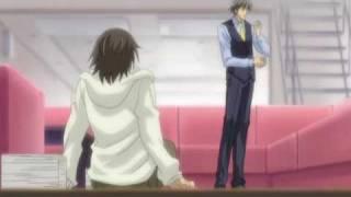 Junjou Romantica S01 E02 Part 1