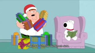 Family Guy Weihnachtslied mit Untertiteln Christmas Song 1080p 60 FPS